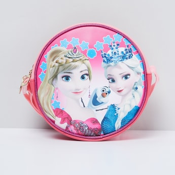 MAX Disney Princess Print Circular Sling Bag