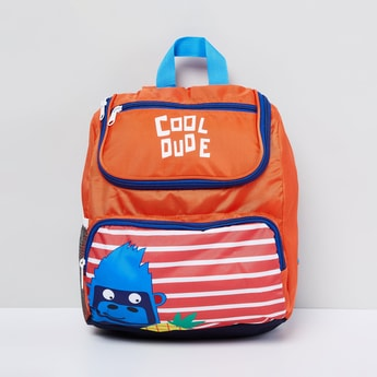 MAX Graphic Print Backpack