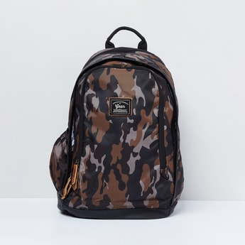 MAX Camouflage Print Backpack
