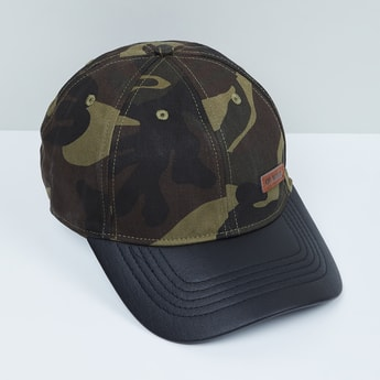MAX Camouflage Printed Cap