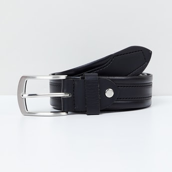 MAX Genuine Leather Casual Belt