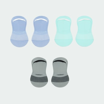 MAX Textured Footlets- Pack of 3
