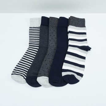 MAX Assorted Socks- Pack of 5