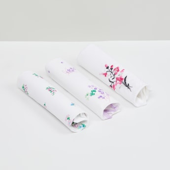 MAX Printed Handkerchief- Pack of 3