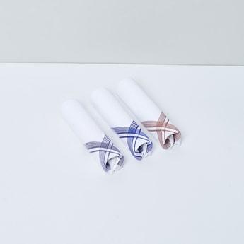 MAX Solid Handkerchief- Set of3