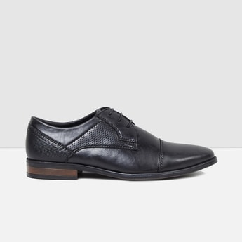 MAX Solid Formal Derby Shoes