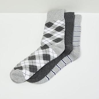 MAX Jacquard Socks - Set of 3