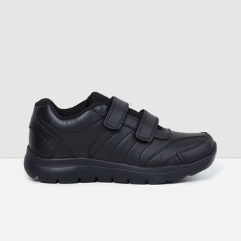 MAX Solid Velcro Closure Shoes
