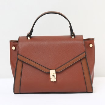 MAX Solid Satchel Bag