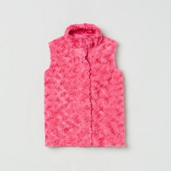 MAX Solid Fuzzy Jacket
