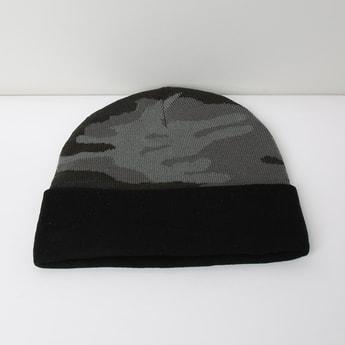 MAX Textured Beanie Cap