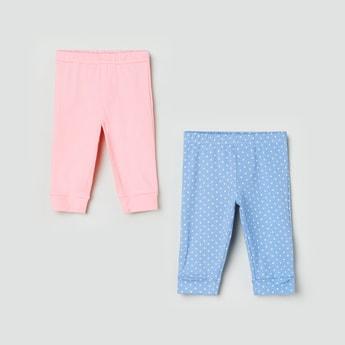 MAX Printed Leggings - Set of 2