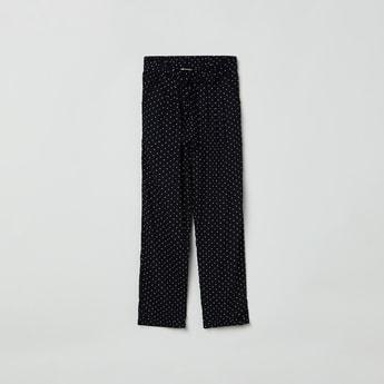 MAX Printed Woven Pants