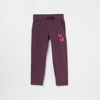MAX Embroidered Track Pants