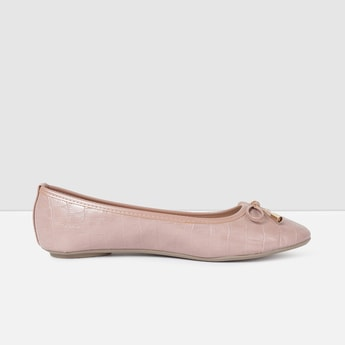 MAX Textured Ballerinas