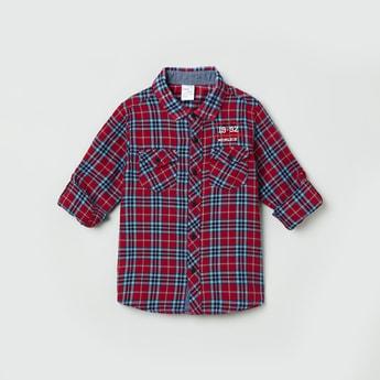 MAX Checked Casual Shirt