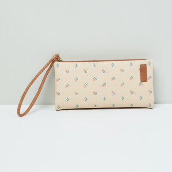 MAX Printed Two-Fold Wallet
