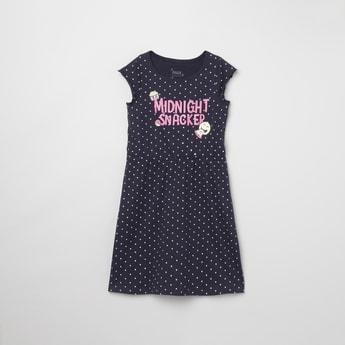 MAX Printed Night Dress