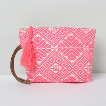 MAX Embroidered Pouch