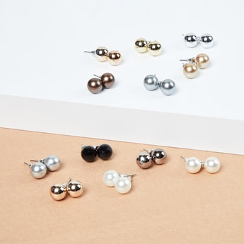 MAX Solid Bead Studs - Set of 12