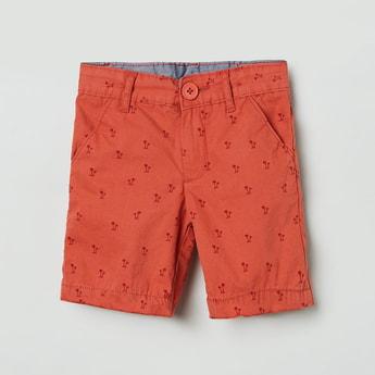 MAX Printed Woven Bottom Shorts