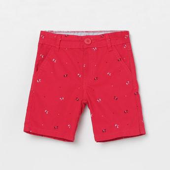MAX Printed Woven Shorts