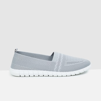 MAX Mesh Textured Slip-On Shoes