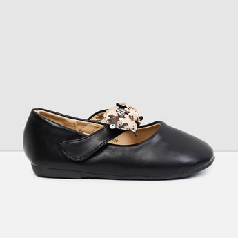 MAX Sequinned Mary Janes