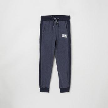 MAX Textured Elasticated Track Pants