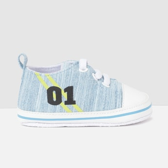 MAX Printed Canvas Shoes