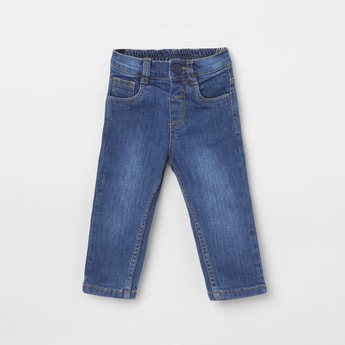 MAX Light Washed Slim Fit Jeans