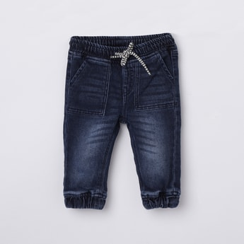 MAX Stonewashed Jogger Jeans