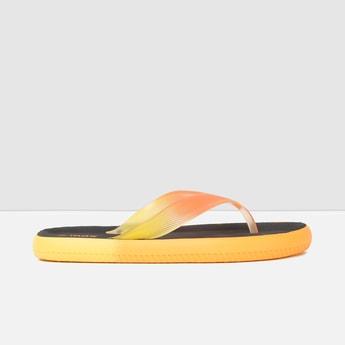 MAX Neon V-Strap Slippers