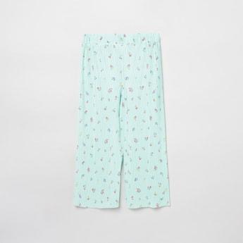 MAX Printed Woven Elasticated Pants