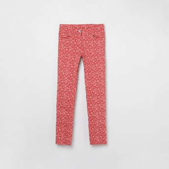 MAX Printed Trousers
