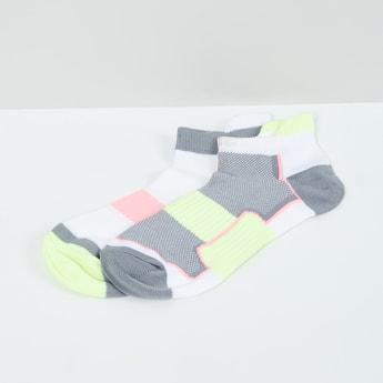 MAX Woven Socks- Pack of 2