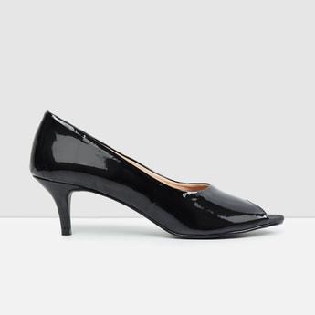 MAX Solid Slim Heels