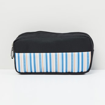 MAX Striped Pouch