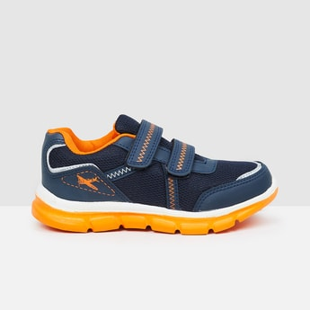MAX Mesh Velcro-Strap Casual Shoes