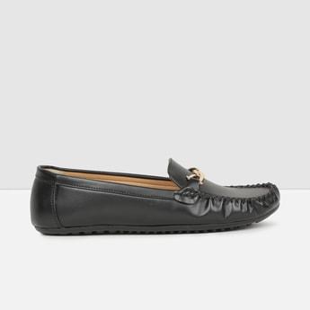 MAX Embellished Loafers