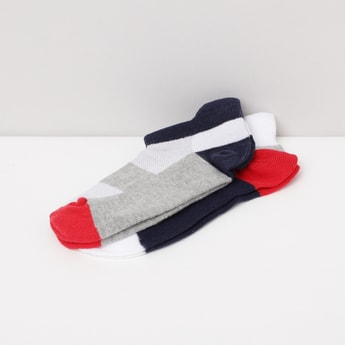 MAX Patterned Socks - Pack of 2