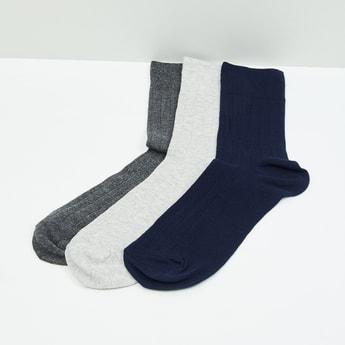 MAX Patterned Socks - Set of 3