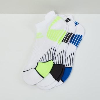 MAX Printed Socks- Set of 3
