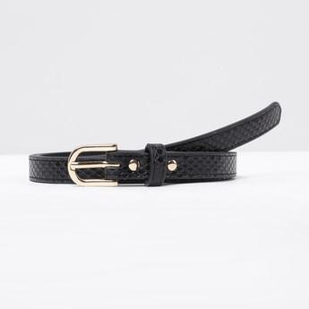 MAX Textured Slim Belt