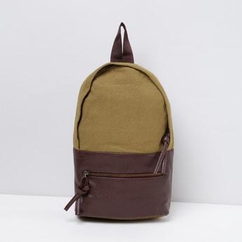 MAX Textured Laptop Bag