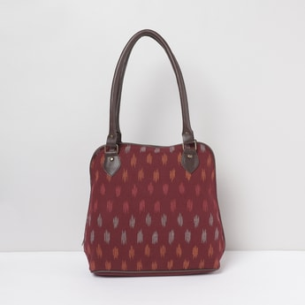 MAX Printed Shoulder  Bag
