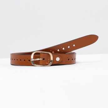 MAX Solid Casual Belt