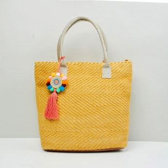MAX Embroidered Tote Bag