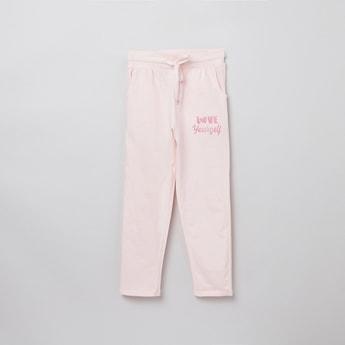 MAX Printed Elasticated Track Pants