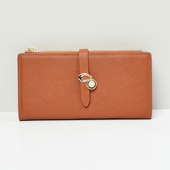 MAX Solid Two-Fold Wallet